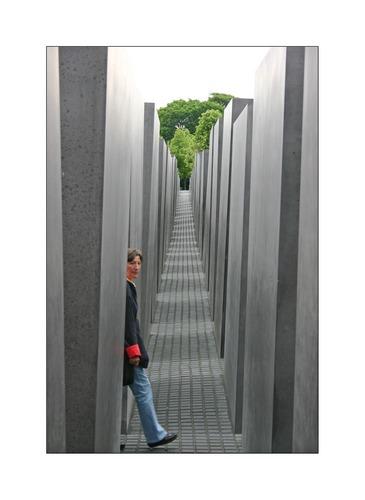 Berlin - Holocaust-Denkmal