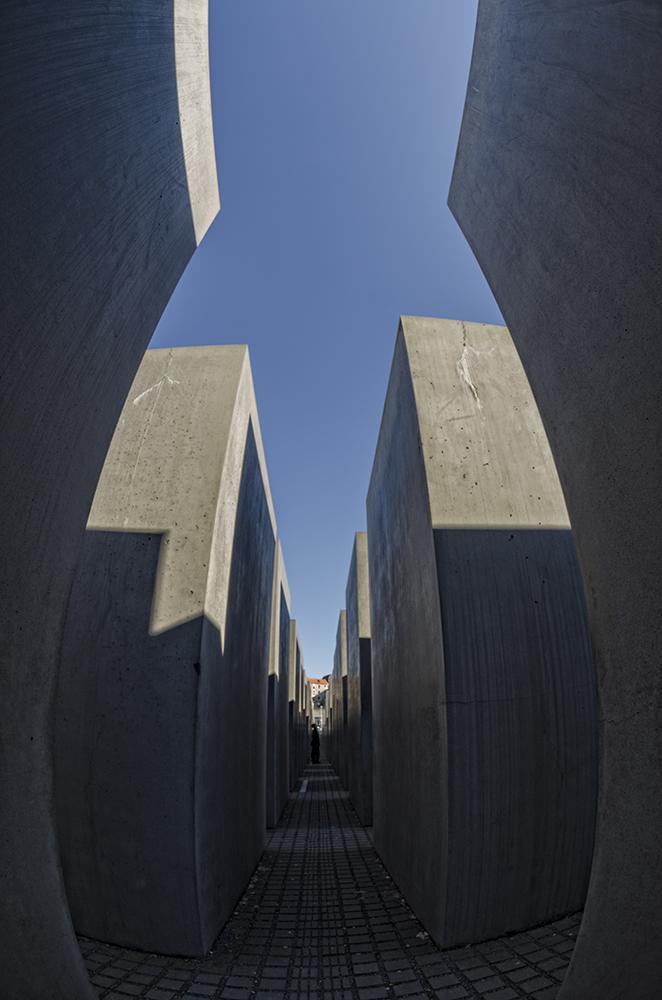 Berlin - Holocaust Denkmal
