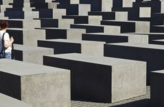 Berlin, Holocaust Mahnmal