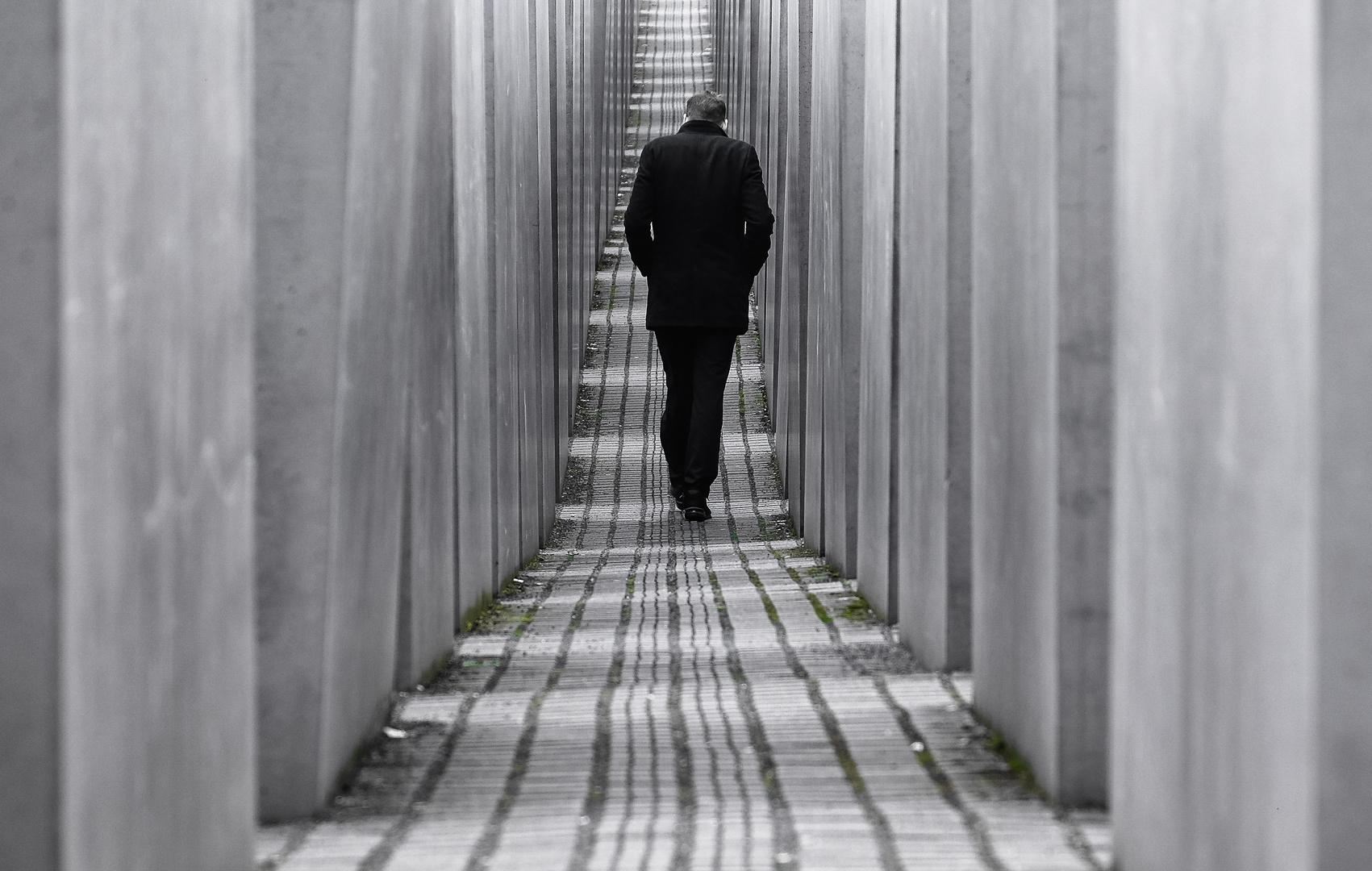 Berlin - Holocaust-Mahnmal