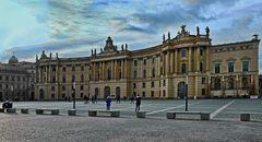 BERLIN   - Humboldt-Universität -