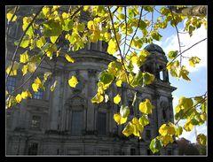 Berlin im Herbst - Berliner Dom