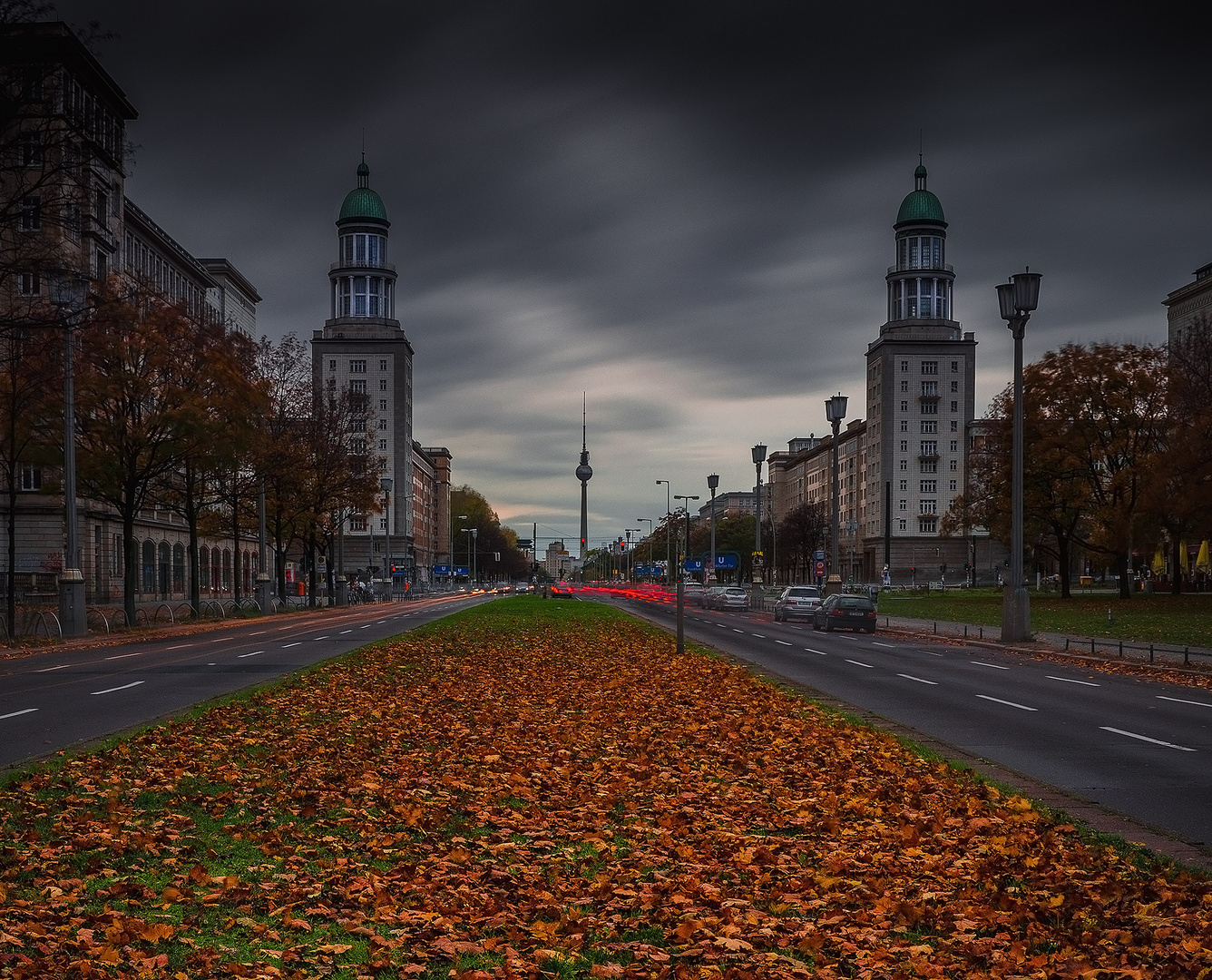 Berlin im Herbst