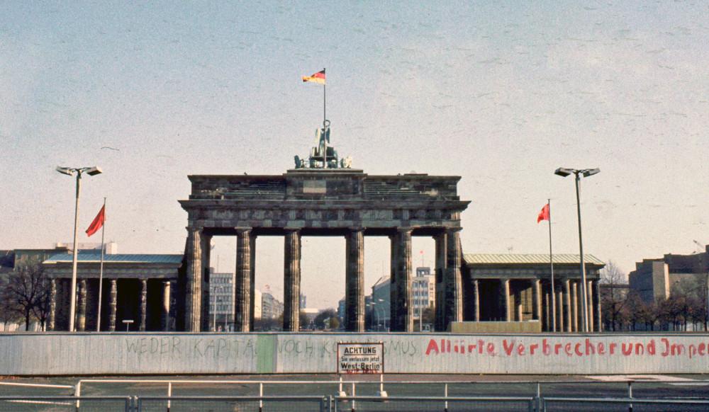 Berlin im Nov. 1982