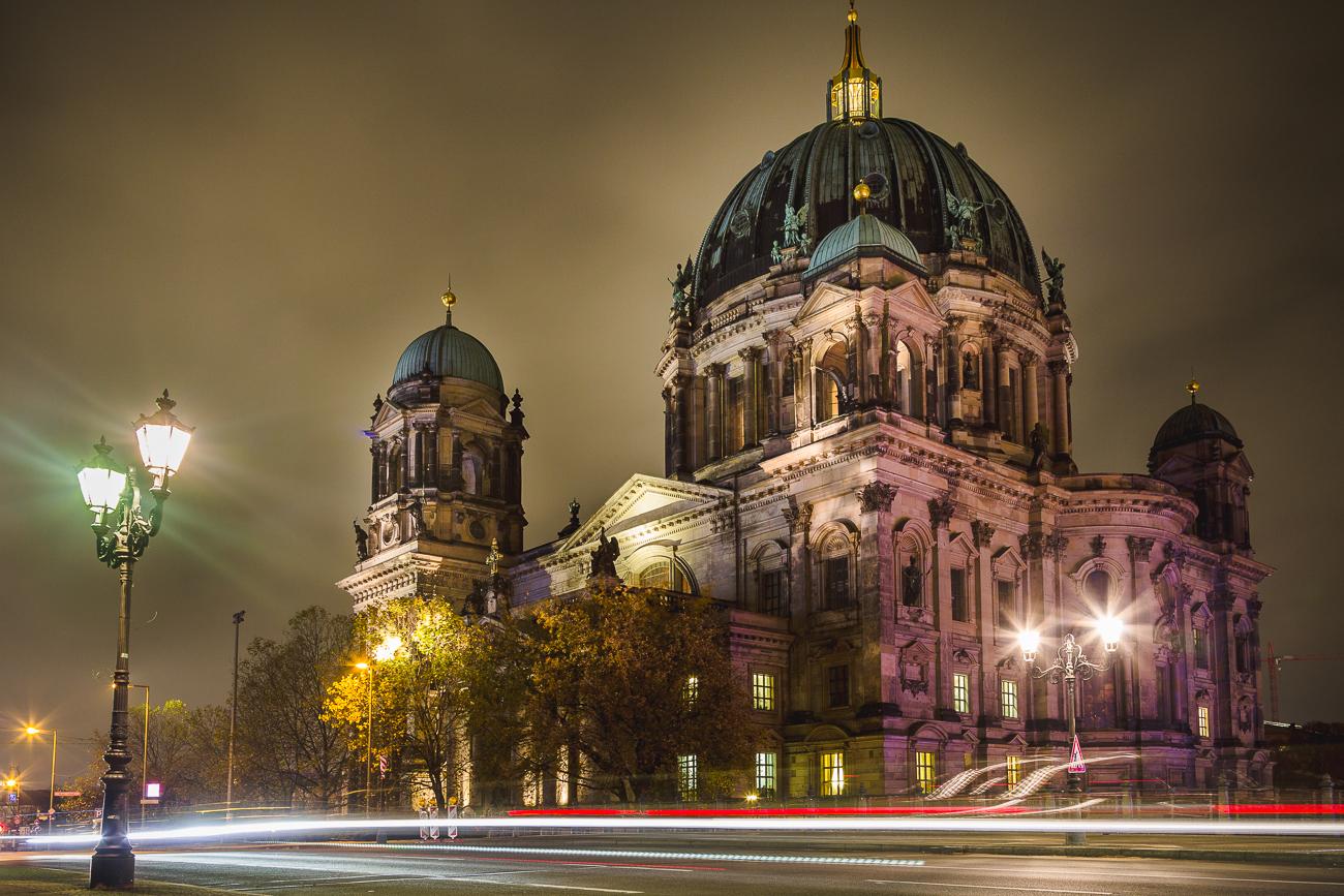 Berlin im Rausch der Nacht