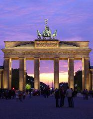 Berlin im Sonnenuntergang I