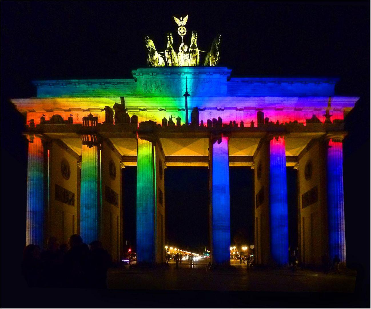 Berlin ist bunt!