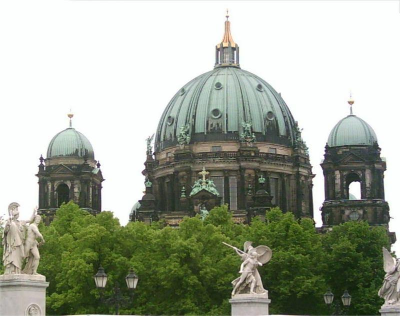 Berlin ist eine Reise wert....