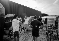 Berlin, Juni 2013: beim Event