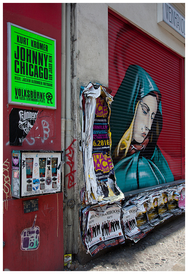 Berlin-Kreuzberg / Johnny Chicago