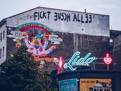 Berlin - Kreuzberg / Wrangelkiez