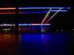 Berlin, Kunst der DDR nachts