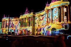 Berlin leuchtet - Bibliothek der HU