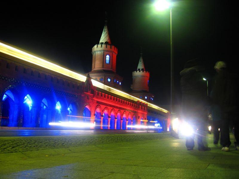 Berlin lights of nights
