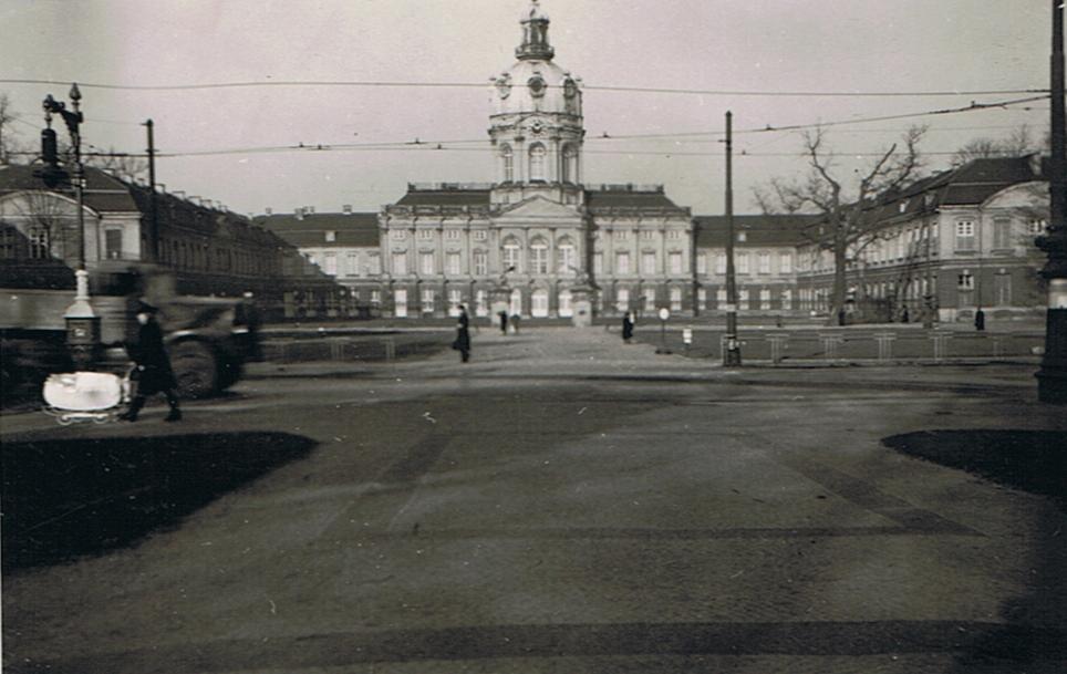 Berlin März 1943 Schloß Charlottenburg