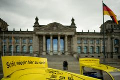 Berlin, Mai 2014: Schön, wieder hier zu sein!