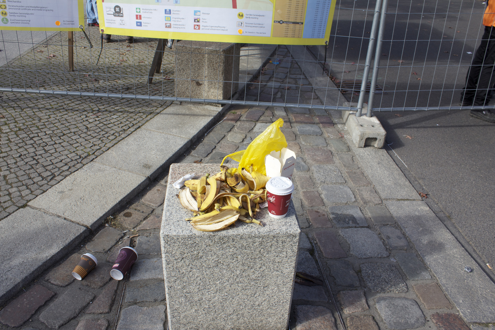 berlin maraton 2012 (die Kulisse)
