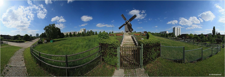 Berlin-Marzahner Mühlen Panorama