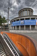 Berlin - Messegelände & Funkturm - vor dem Untergang II