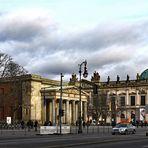 Berlin Mitte - Architekturkontraste -
