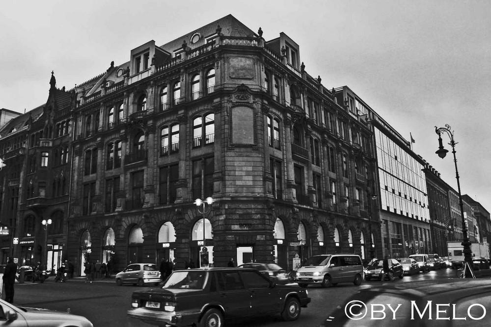 Berlin Mitte Friedrichstraße