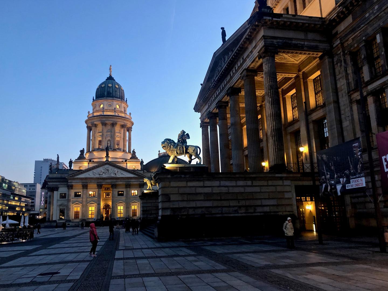 Heute Abend In Berlin