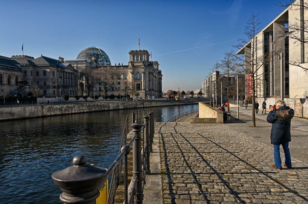 Berlin Mitte- Reichstag -