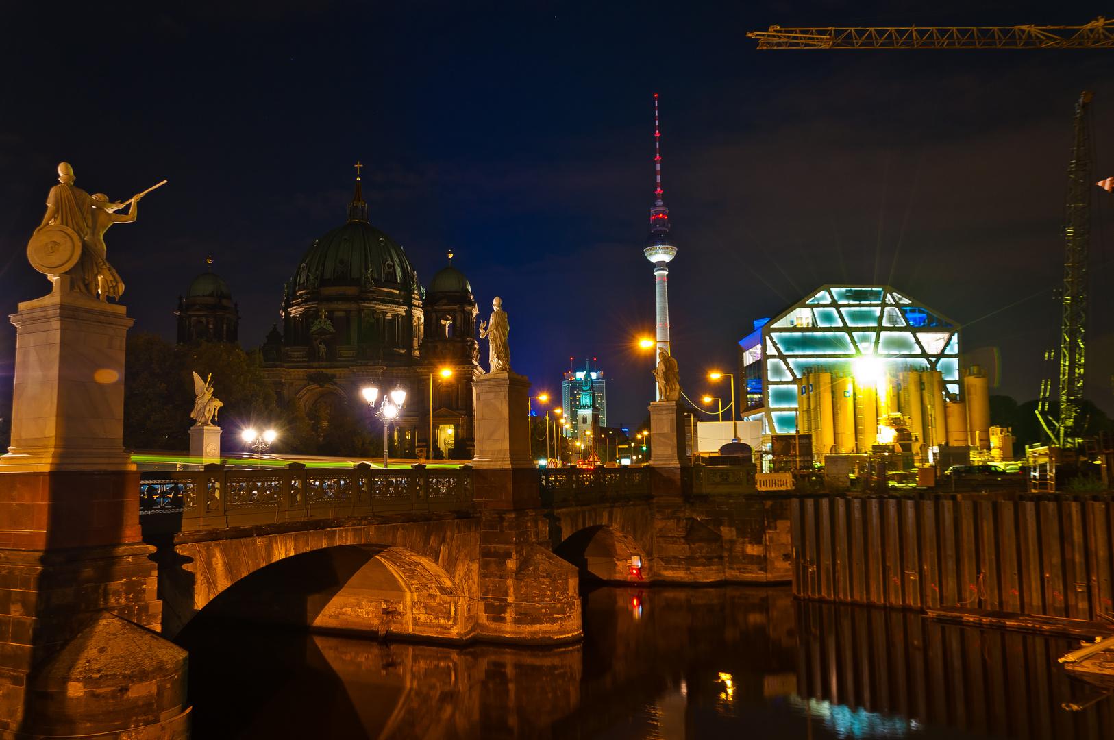 Berlin nachts