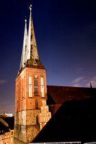 Berlin Nachts Nikolaikirche