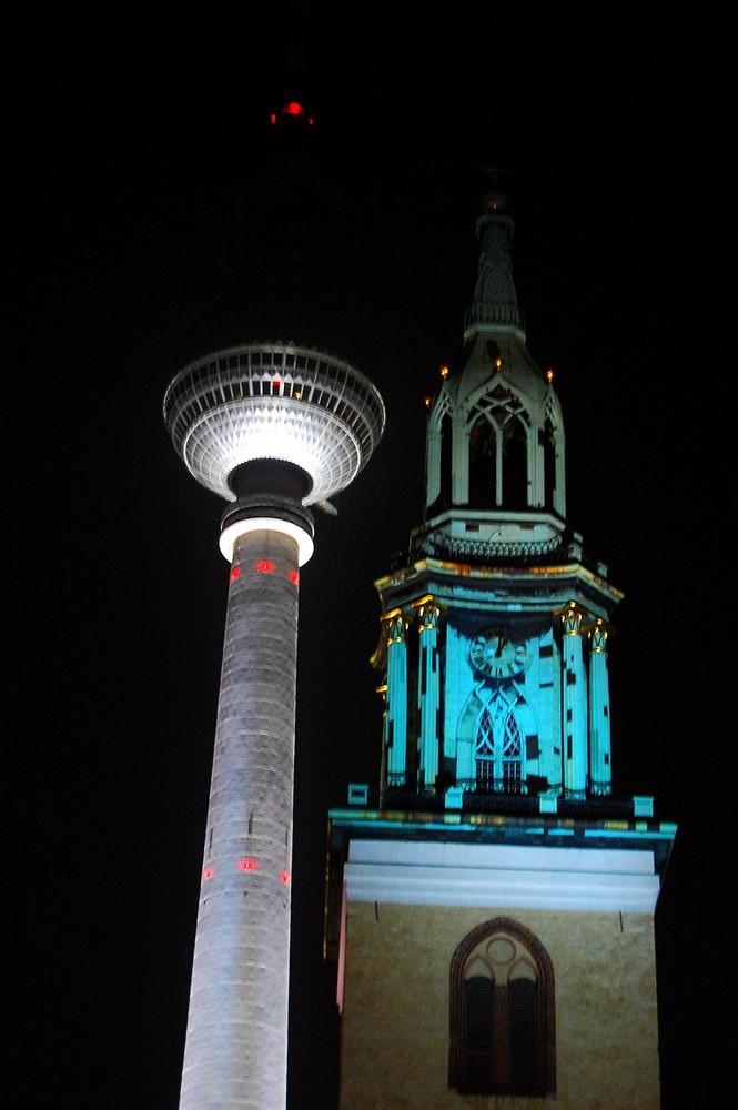Berlin Night Live