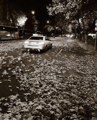 Berlin, November 2015: Spichernstraße