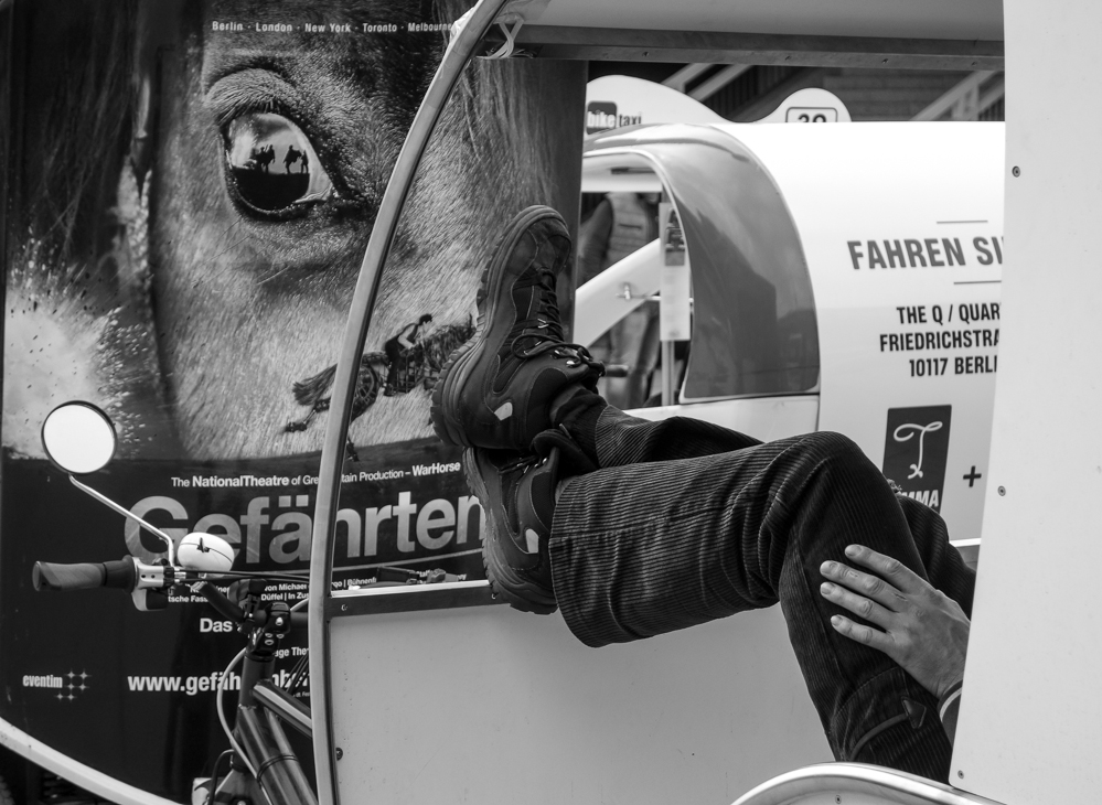 Berlin, Oktober 2014: Gefährten