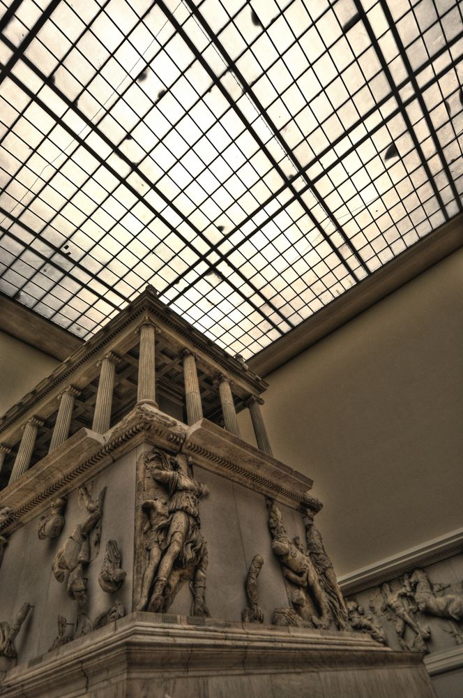 Berlin . Pergamon-Museum