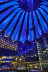 Berlin, Potsdamer Platz, Sony-Center