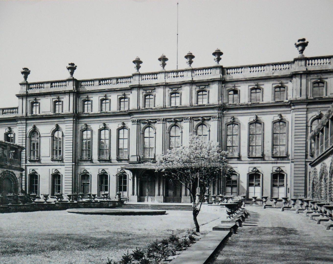 Berlin Prinz-Albrecht-Palais (1739), Wilhelmstraße