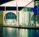 Berlin, Regierungsgebäude an der Spree