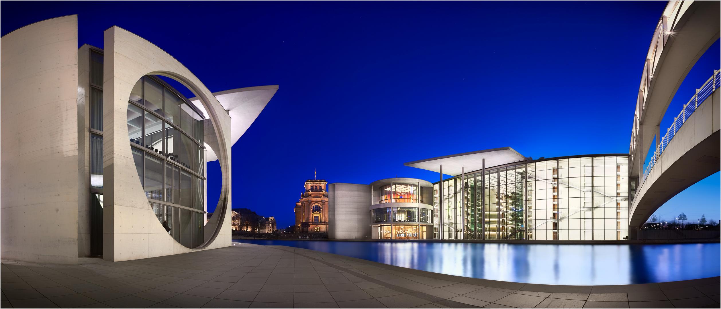 Berlin Regierungsviertel #1