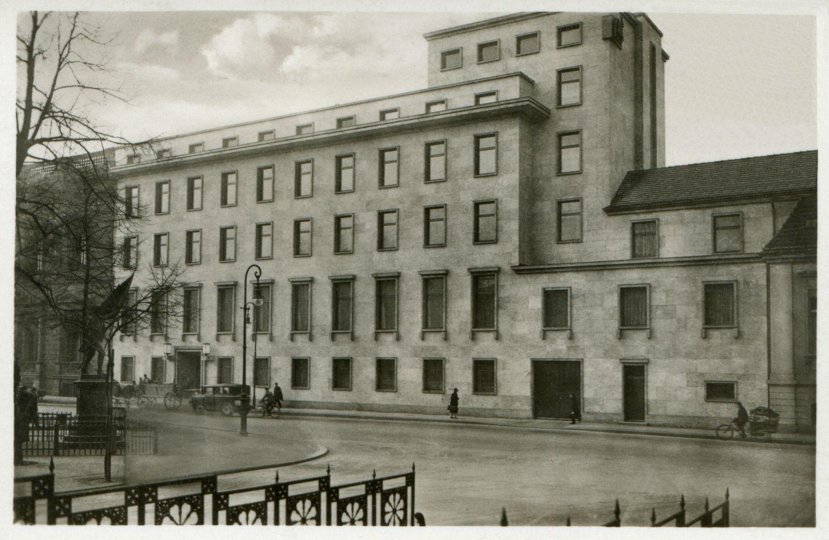 Berlin Reichskanzlerpalais 1935