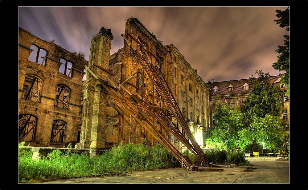 berlin ruin