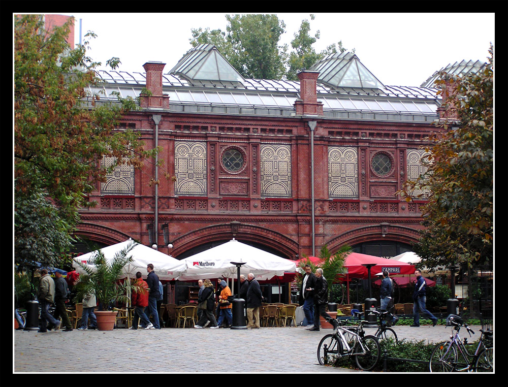 Berlin - S-Bahnhof Hackescher Markt