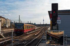 Berlin, S-Bhf Bornholmer Str.