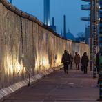 Berlin - Schatten an der Wand