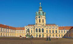 BERLIN   - Schloss Charlottenburg -