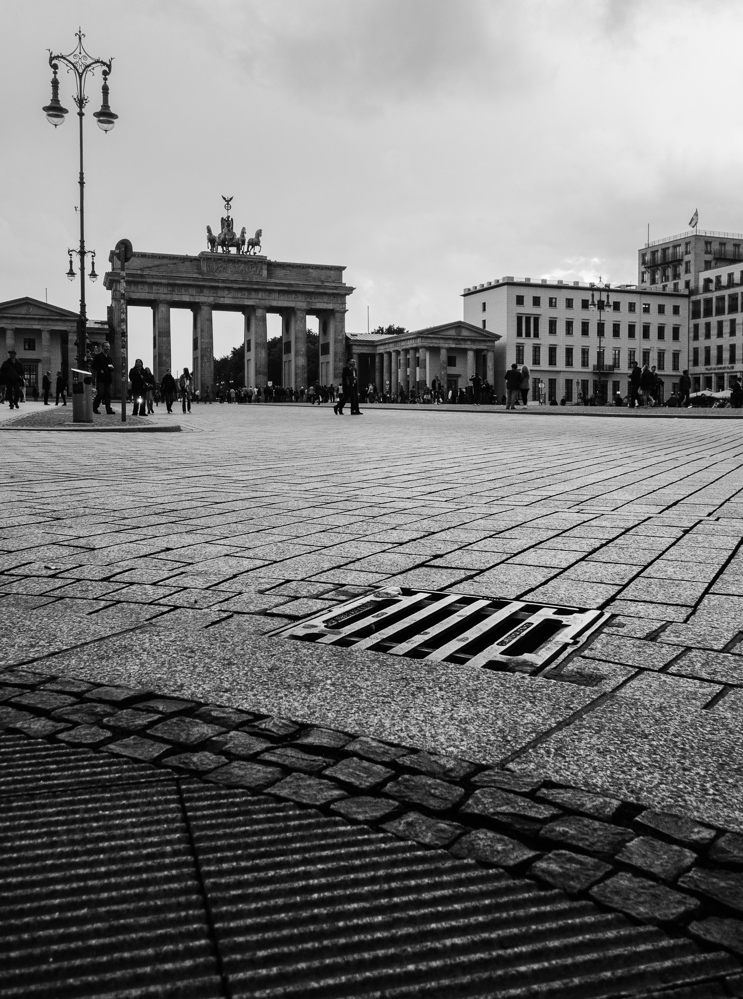 Berlin, September 2014: Pariser Platz