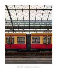 "Berlin-Spandau "" Bahnhofsimpressionen..."""