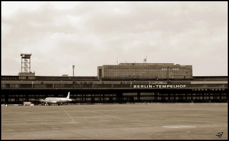 BERLIN-Tempelhof