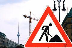 Berlin trabajando