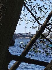 Berlin - Treptower Park an der Spree (Bild6)