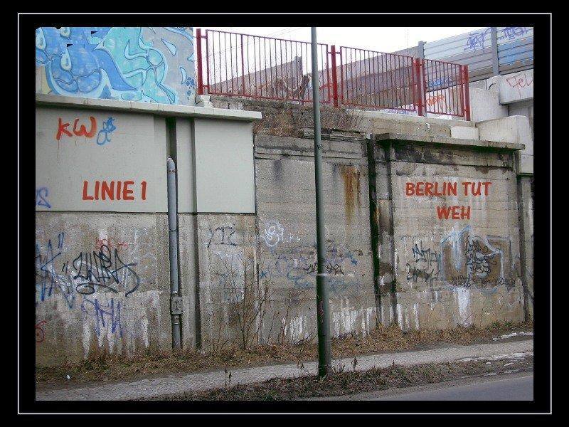 Berlin tut weh