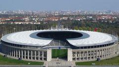 Berlin und sein Olympiastadion